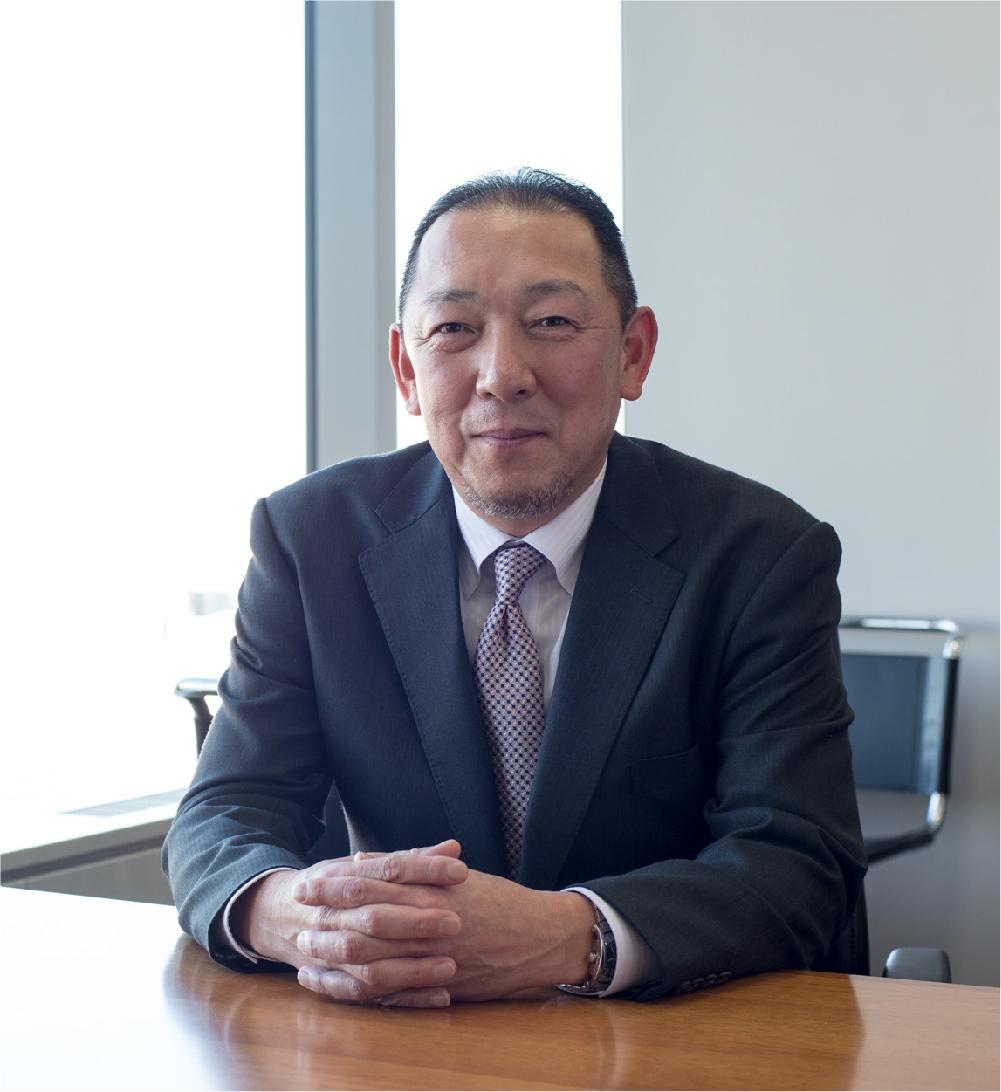 代表取締役社長 山崎 一夫